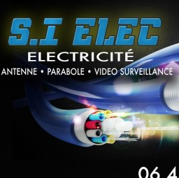 logo electriciens S.I Elec Saint Cyprien