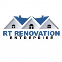logo peintre RT Rénovation Morlaix