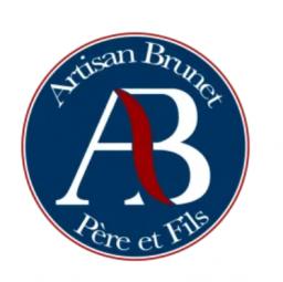 logo plombiers ARTISAN BRUNET PERE ET FILS Courbevoie