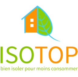 logo entreprises d'isolation ISOTOP Levallois Perret