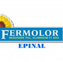 logo menuisier FERMOLOR Épinal
