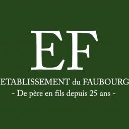 logo menuisiers ETABLISSEMENT DU FAUBOURG Neuilly Sur Seine