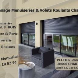 logo menuisier Dépannage Menuiseries & Volets Roulants Chartres Chartres