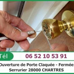 menuisiers-chartres-ouverture-de-porte-claquee-ou-fermee