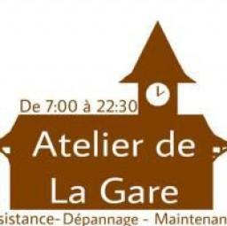 logo plombiers ATELIER DE LA GARE Vanves