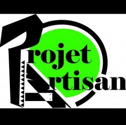 logo menuisiers PROJET ARTISAN Paris 19e arrondissement