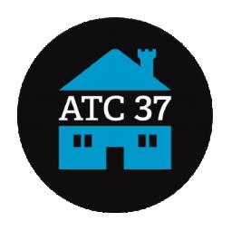 logo maçons ATC37 - AMENAGEMENT TERRASSEMENT CONSTRUCTION Joué Lès Tours