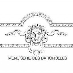 logo menuisiers MENUISERIE DES BATIGNOLLES Paris 17e arrondissement