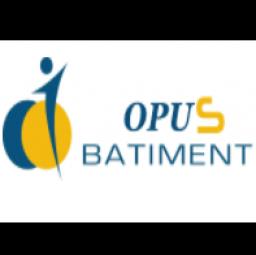 logo plombier OPUS BATIMENT Paris 9e arrondissement