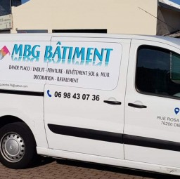 logo peintres MBG Dieppe