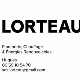 plombier SAS LORTEAU Carquefou