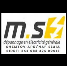 electricien SHEMTOV M.S Paris 15e arrondissement