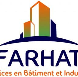 logo entreprises d'isolation FARHAT Villeneuve Saint Georges