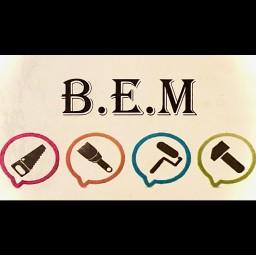 logo peintres B.E.M 92 Levallois Perret
