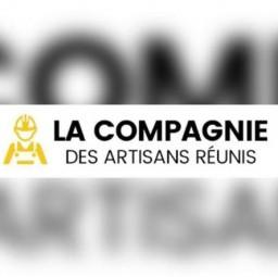 logo LA COMPAGNIE DES ARTISANS REUNIS - Paris 19e arrondissement