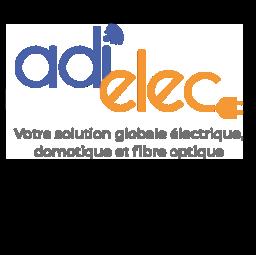 logo electricien SARL ADIELEC Colombelles