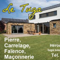 maçon LE TUGA Hérouville Saint Clair