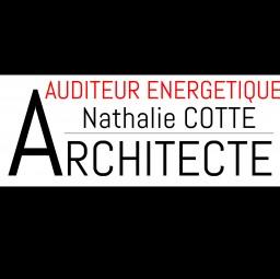 logo architecte Nathalie COTTE-ARCHITECTE Chambourcy