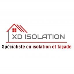 logo entreprises d'isolation XD ISOLATION Châteaurenard