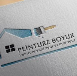 logo peintres PEINTURE BOYUK Souffelweyersheim