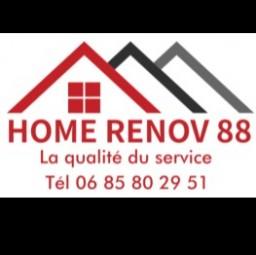 logo entreprises de rénovation HOME RENOV 88 Épinal
