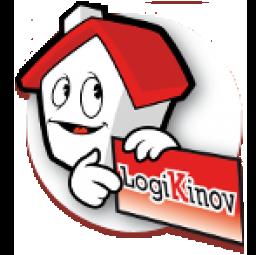 Logo LOGIKINOV Saint Lô