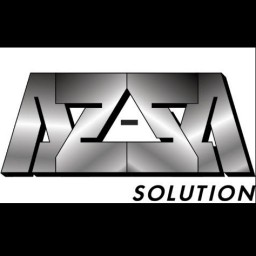 logo maîtres d'oeuvres AZZA solution Le Luc