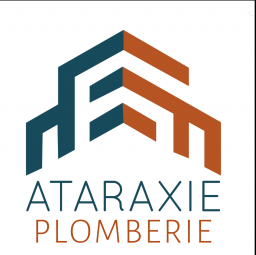 logo plombier ATARAXIE PLOMBERIE Cenon