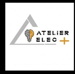 logo electricien ATELIER ELEC + Montfort Sur Meu